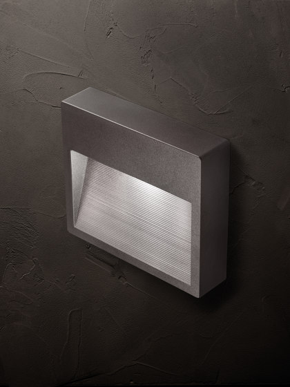 Pasito 1.2 by L&L Luce&Light | Outdoor wall lights