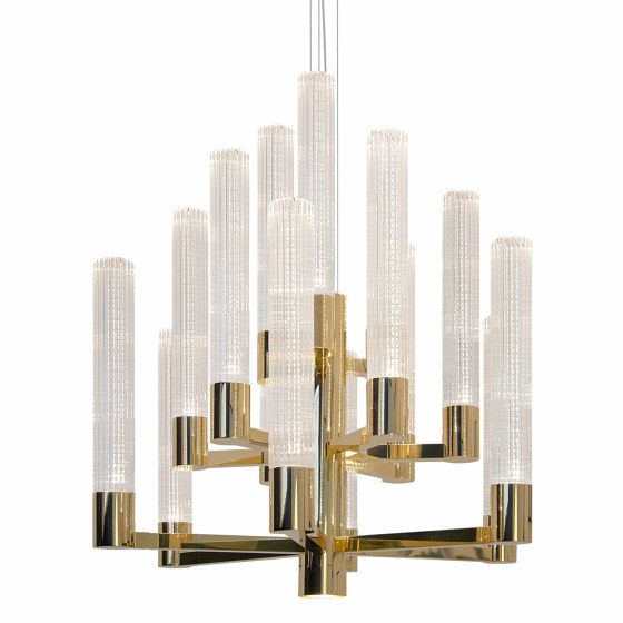 Infinity H15+1 by Ilfari | Chandeliers