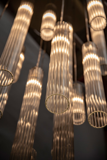 Infinity H16 by Ilfari | Suspended lights
