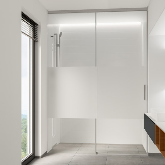 Bella Vita 3 Plus by Duscholux AG | Shower screens