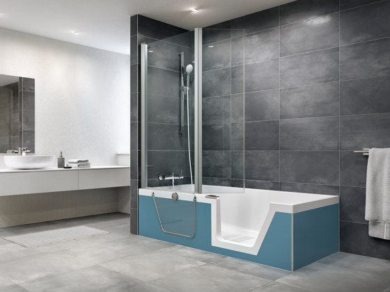 Step-In Pure by Duscholux AG | Bathtubs