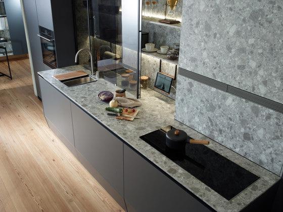 Plinth drawer FINE by Santos | Kitchen organization