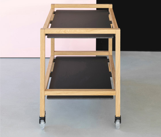 Emil | tea cart by Georg Muehlmann | Trolleys
