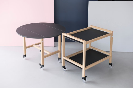 Aton | serving table by Georg Muehlmann | Side tables