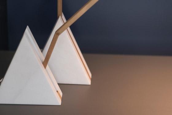 Matterhorn | LED table lamp by Georg Muehlmann | Table lights