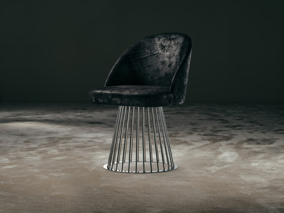 RENDEZ-VOUS chair by GIOPAGANI | Chairs