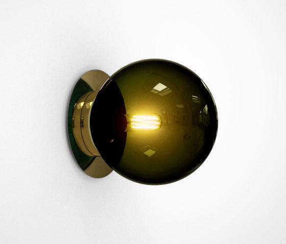 BUTTON Applique Lamp by GIOPAGANI | Wall lights