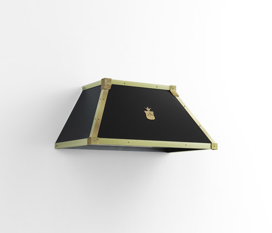 """DOMESTIC """"LOW PYRAMID"""" HOOD CPD001 by Officine Gullo   Kitchen hoods"""