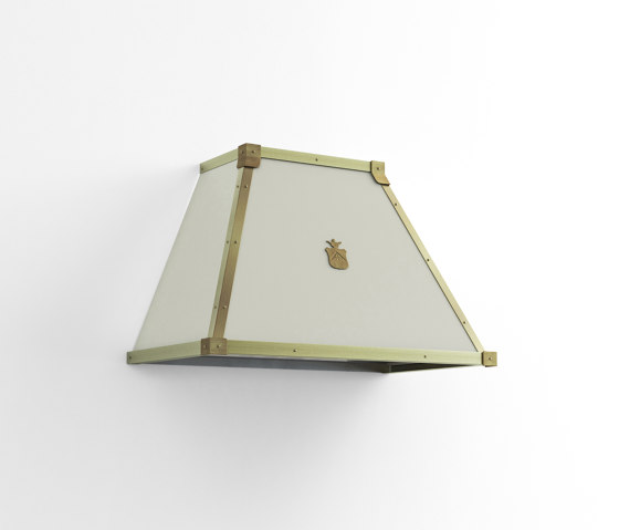 "DOMESTIC ""HIGH PYRAMID"" HOOD CPD002 by Officine Gullo 