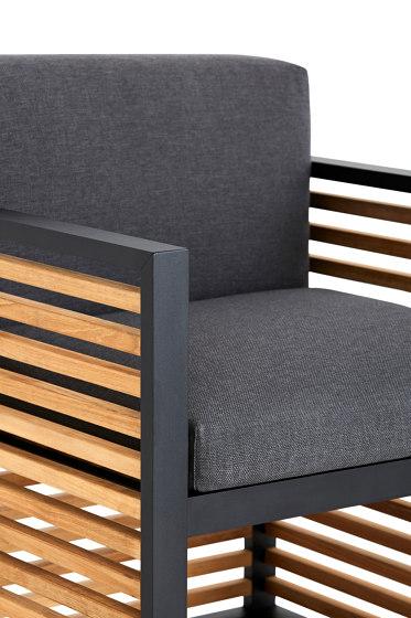 DNA Teak Club Chair von GANDIABLASCO   Stühle