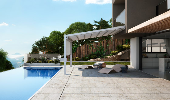 Fusion by Pratic | Pergolas