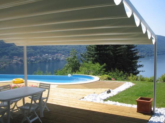 Alutecnic by Pratic | Pergolas