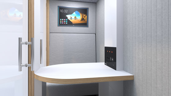 Procyon Duo by Silence Business Solutions | Office Pods
