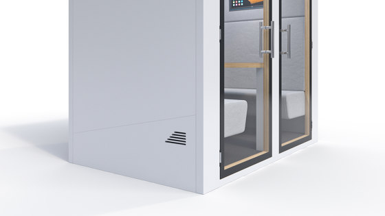 Procyon Quatro by Silence Business Solutions | Office Pods