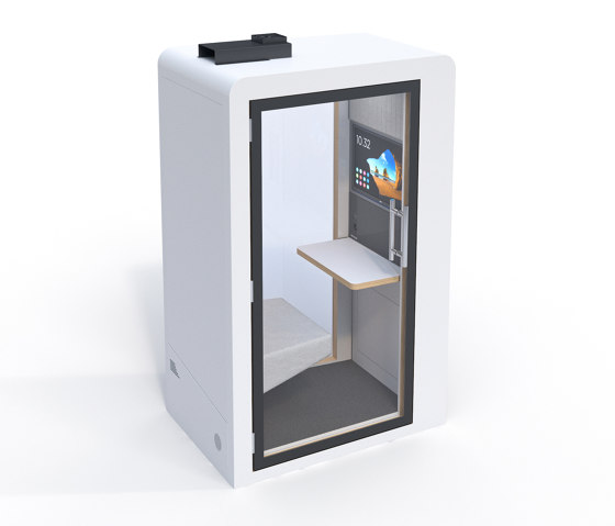Procyon Seat Box by Silence Business Solutions | Office Pods