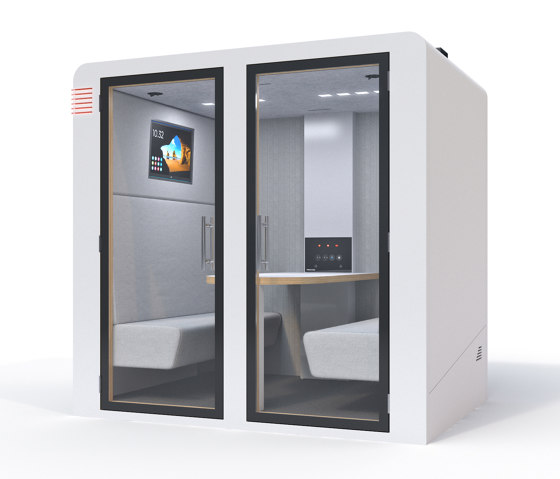 Procyon Sixo by Silence Business Solutions | Office Pods