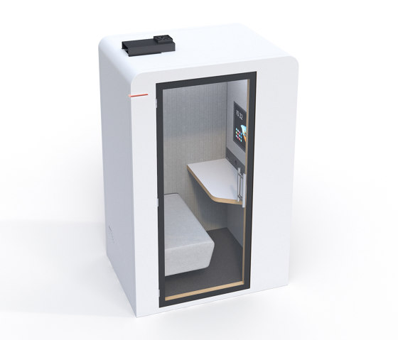 Procyon Uno by Silence Business Solutions | Office Pods