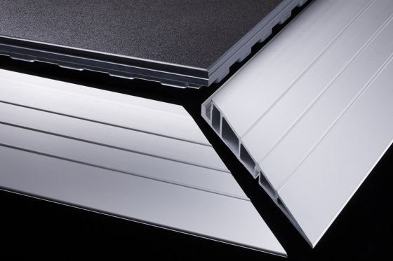 AR Aluminium Ramps by ArsRatio | Modular flooring systems