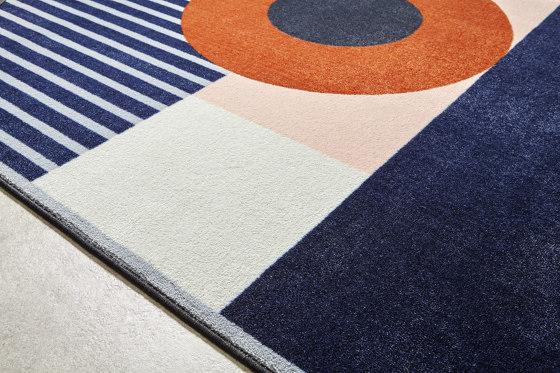 Geometrie Volanti – Carpets by antoniolupi | Rugs