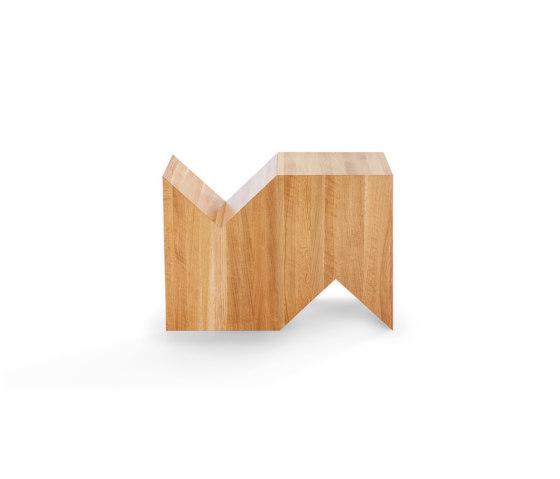 Peak Side Table de Derlot Editions | Mesas auxiliares