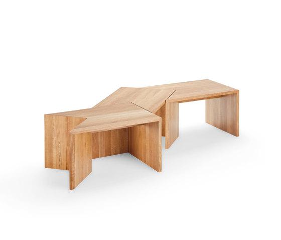 Peak Side Table de Derlot Editions   Mesas auxiliares