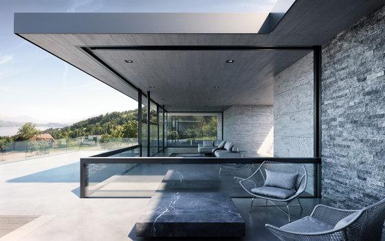 Fenêtre à encastrer de air-lux | Types de fenêtres
