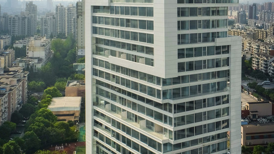 Sliding windows for high-rise buildings by air-lux | Window types