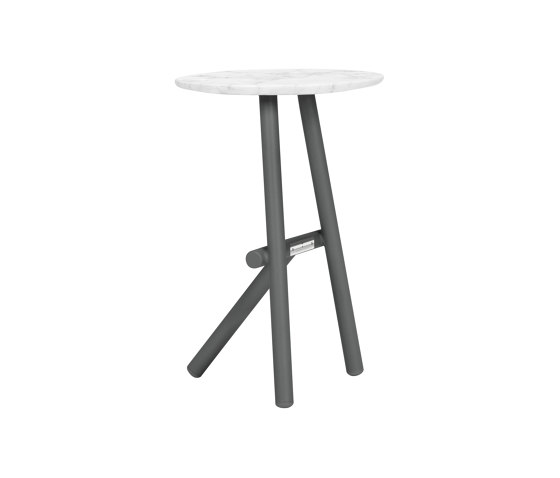 ANATRA SIDE TABLE ROUND 35 by JANUS et Cie | Side tables