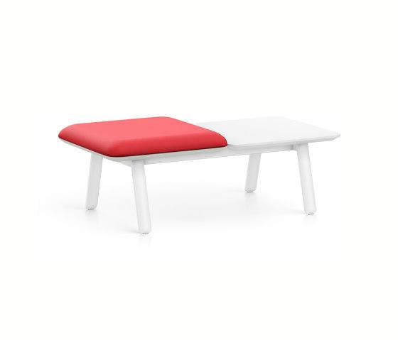 HUB 2 bench HU23L by Interstuhl | Benches