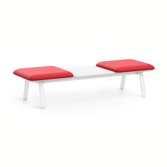HUB 3 bench HU33M by Interstuhl   Benches