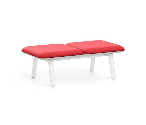 HUB 2 bench HU230 by Interstuhl   Benches