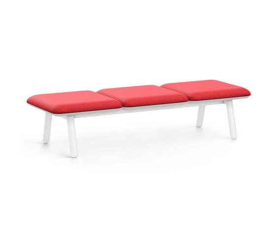 HUB 3 bench HU330 by Interstuhl | Benches