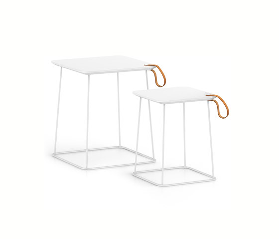 HUB table 1 HU920 by Interstuhl | Side tables
