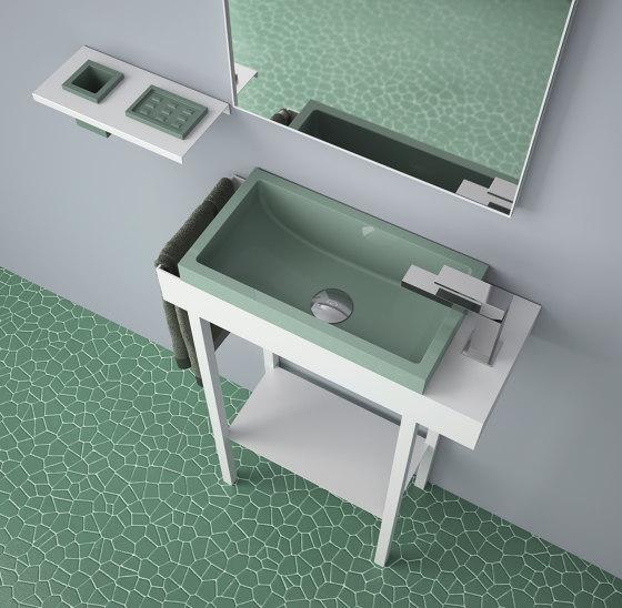 Kosta by Glass Design | Vanity units
