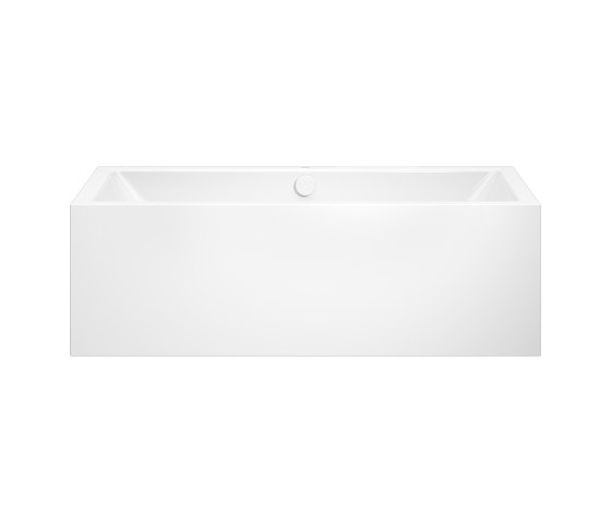 Meisterstück Conoduo 1 left alpine white by Kaldewei | Bathtubs
