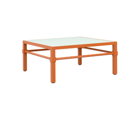 PALMIA COCKTAIL TABLE SQUARE 64 by JANUS et Cie   Coffee tables