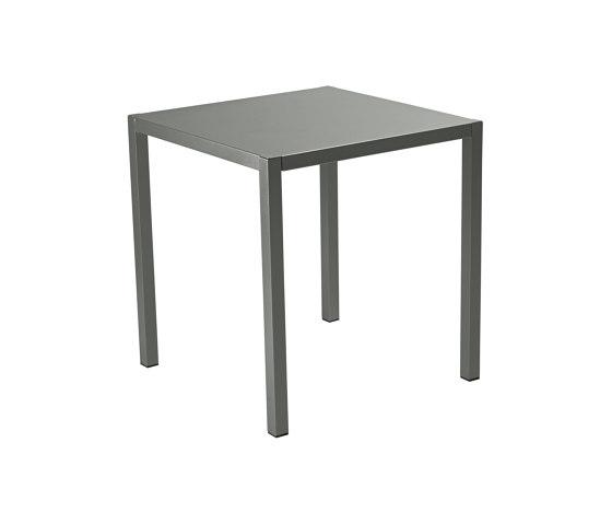 Inside Out | Table 70 x 70 cm di FERMOB | Tavoli bistrò