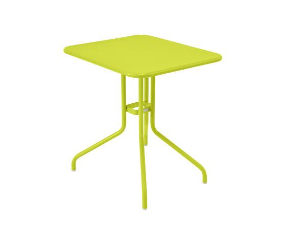 Pétale   Table 60 x 70 cm di FERMOB   Tavoli bistrò