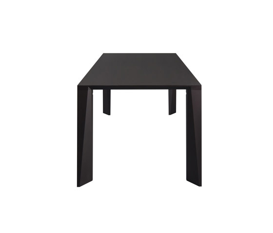 Dinner Table Primus in Wenge Wood by Editions LS | Dining tables