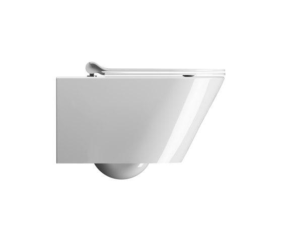 Kube X 55/F   WC by GSI Ceramica   WC