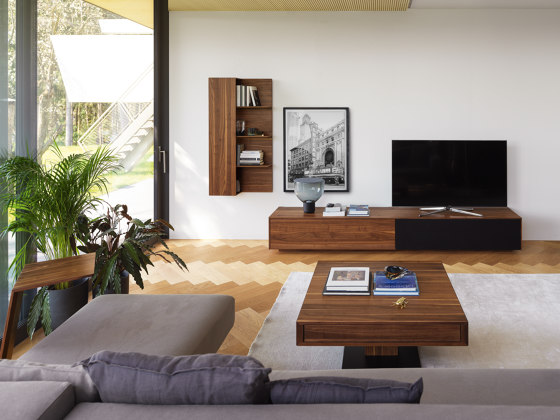 filigno living by TEAM 7   Wall storage systems