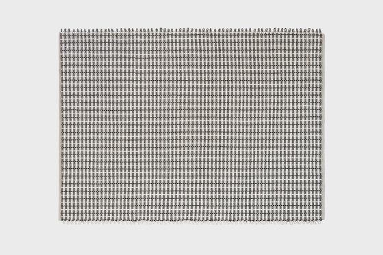 Rope Rug Salt & Pepper by Hem Design Studio | Rugs
