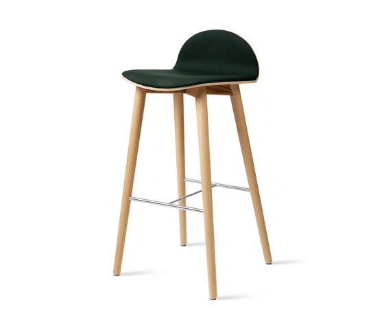Nam Nam Wood Stool von ICONS OF DENMARK | Barhocker