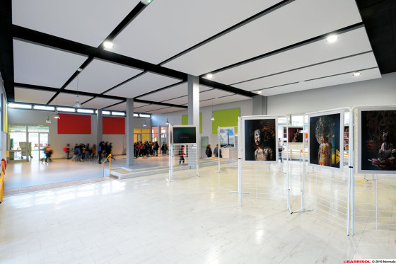 Our acoustic solutions | Arcolis® by BARRISOL | Suspended ceilings