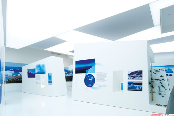Our acoustic solutions | Barrisol Acoustic Light® by BARRISOL | Illuminated ceiling systems