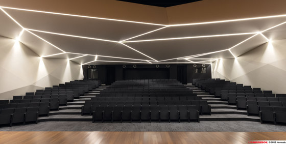 Our lightings solutions | Barrisol Light Lines® by BARRISOL | Suspended ceilings