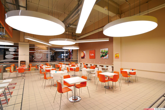 Our lightings solutions   Barrisol® Lightings by BARRISOL   Suspended ceilings