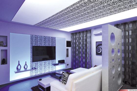 Our solutions for interiors | Barrisol Creadesign® de BARRISOL | Falsos techos