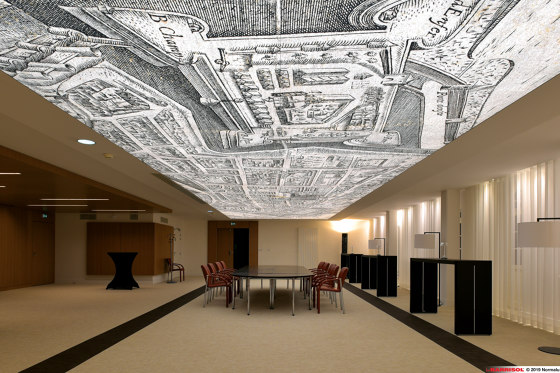Our solutions for interiors | Barrisol Print your Mind® by BARRISOL | Suspended ceilings