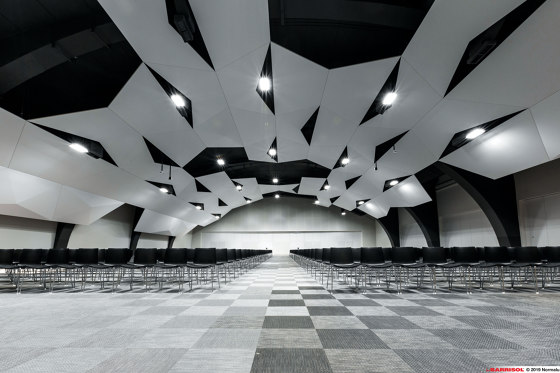 Our solutions for interiors | Barrisol® Modular by BARRISOL | Suspended ceilings